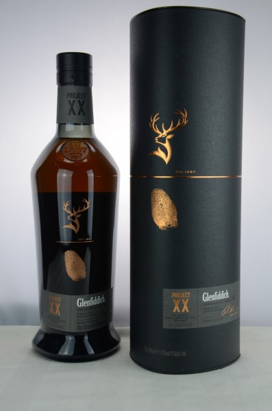Glenfiddich Experimental Collection XX Single Malt Scotch Whisky 47% 0,7L
