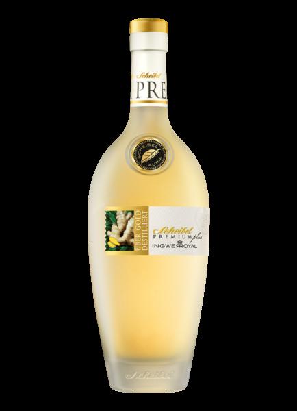 Scheibel Premium Plus Ingwer-Royal Obstbrand 40%vol 0,7L