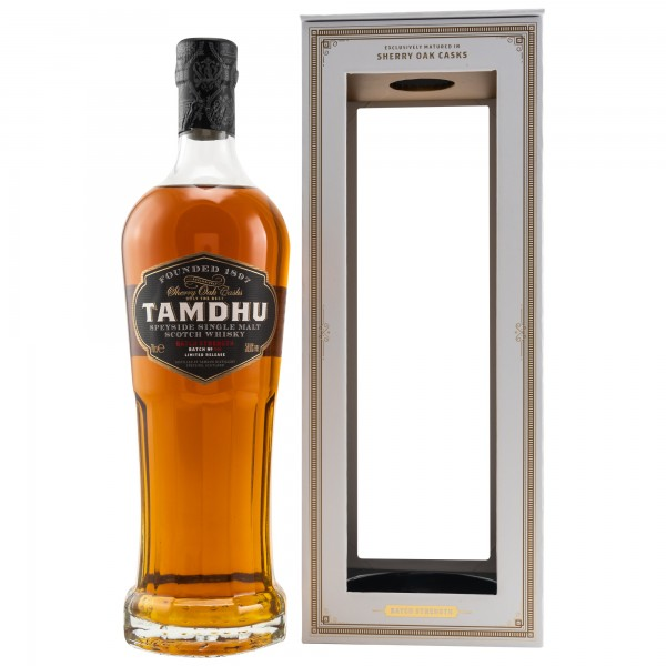 Tamdhu Batch Strength 5 Single Malt Scotch Whisky 59,8% vol 0,7 L